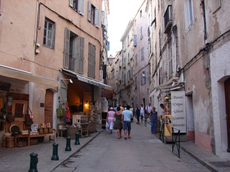 Malabná ulička Bonifacia