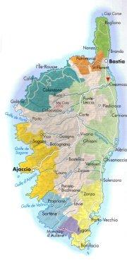 Korsika Blog Archive Ruzne Pekne Mapy Korsiky I Auto Atlasy